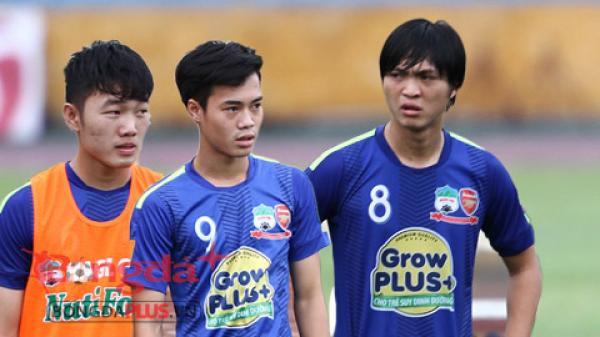 Văn Toàn - Tuấn Anh quê Thái Bình và sứ mệnh 'gánh team' thay Công Phượng - Xuân Trường