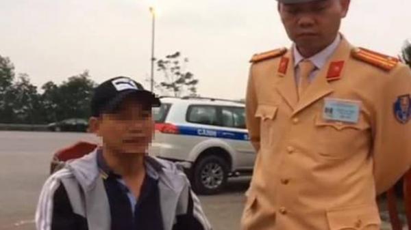 Phát hiện tài xế lái xe khách BKS Thái Bình trên cao tốc sử dụng m.a t.ú.y 3 lần một tuần