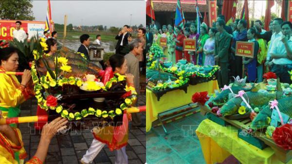 Thái Bình: Hội thi cỗ cá không nơi đâu có  tại Lễ hội đền Trần