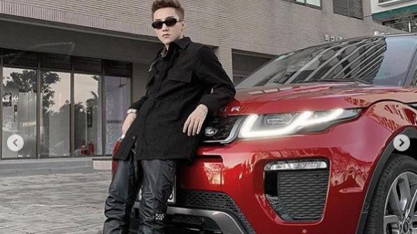 """Cát-xê """"khủng"""" nhưng Sơn Tùng MT-P quê Thái Bình cũng chỉ tậu Range Rover Evoque"""