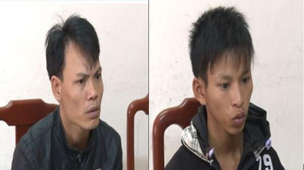 Thái Bình: Hai con ngh.iện chuyên c.ướp gi.ật của phụ nữ khi trời tối sa lưới