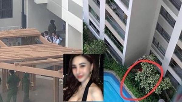 TP.HCM: Cô gái trẻ t ử vong cạnh hồ bơi, nghi rơi từ tầng cao chung cư xuống