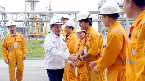 Tổng Công ty Khí Việt Nam cam kết cùng phát triển với tỉnh Thái Bình