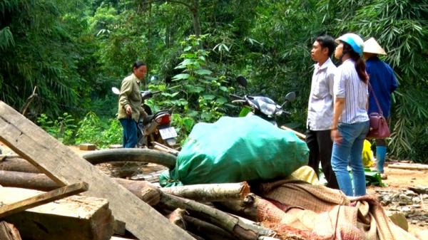 Bạch Thông khẩn trương khắc phục hậu quả mưa lũ