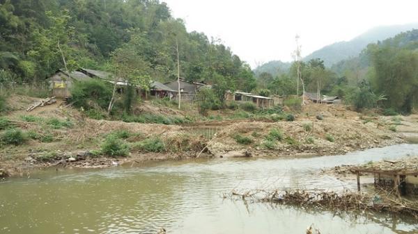 Người dân khu vực hồ Nặm Cắt bất an khi mùa mưa lũ về