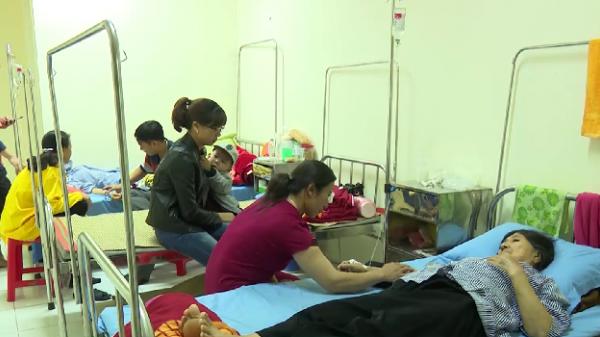 Tình trạng quá tải tại bệnh viện Đa khoa Bắc Kạn