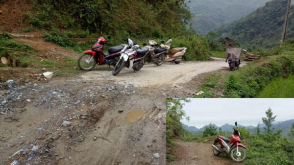 Cảnh báo tình trạng trộm cắp xe máy ở Pác Nặm