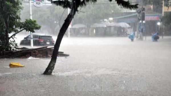 Vùng núi Bắc Bộ, Nam Trung Bộ tiếp tục có mưa lớn diện rộng