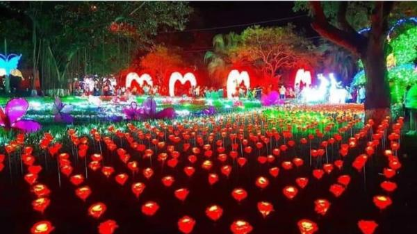 Lần đầu tiên tại Bắc Kạn: Tưng bừng chào đón lễ hội ánh sáng cực HOÀNH TRÁNG tha hồ sống ảo vui chơi