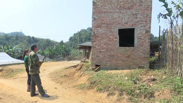 Ngân Sơn (Bắc Kạn): Nhiều lò sấy thuốc lá được đầu tư mà người dân lại không sử dụng
