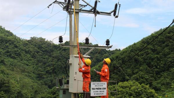 Chợ Mới (Bắc Kạn): Hoàn thành Dự án đưa điện về thôn, bản vùng cao