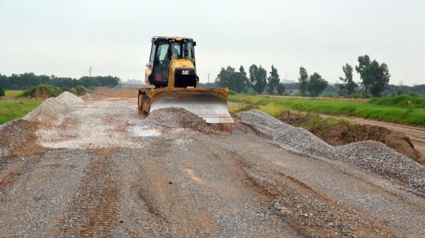 Từng bước giải quyết ô nhiễm môi trường ở Văn Môn