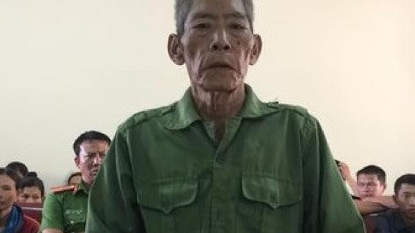 Ông già dâm ô bé gái 7 tuổi lĩnh 30 tháng tù
