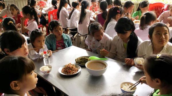 Pác Nặm (Bắc Kạn): Nhiều học sinh khó khăn mong được hưởng chế độ bán trú