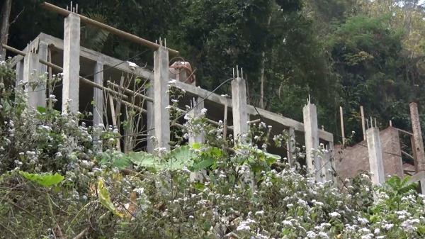 Bắc Kạn: Xử lý dứt điểm tình trạng xây dựng nhà trái phép ở Vườn quốc gia Ba Bể