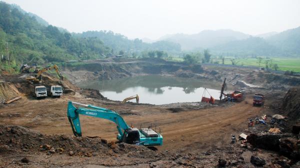 Đấu giá quyền khai thác khoáng sản tại Bắc Kạn