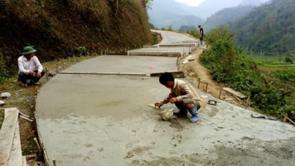 Nhạn Môn đầu tư hơn 1,1 tỷ đồng làm đường giao thông nông thôn