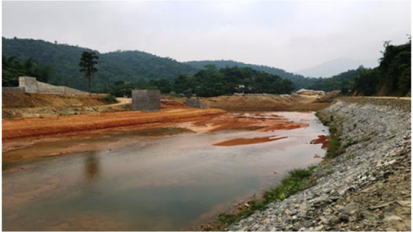 Lợi ích hồ chứa nước Nặm Cắt và mong chờ của người dân