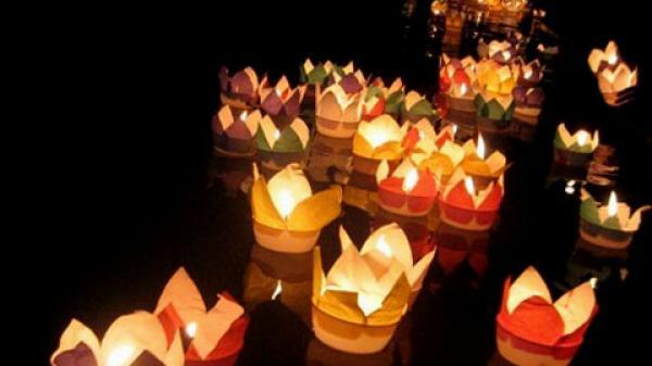 Bắc Kạn: Lung linh đêm hội hoa đăng trên Hồ Ba Bể