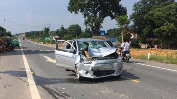 Bắc Kạn: Tai nạn giao thông khiến một người tử vong tại chỗ