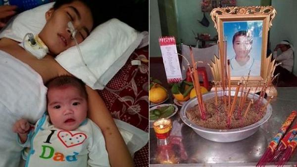 Người mẹ trẻ bị hôn mê sâu sau sinh do nhiễm khuẩn máu đã qua đời: Chưa một lần được thấy mặt hay ôm con vào lòng