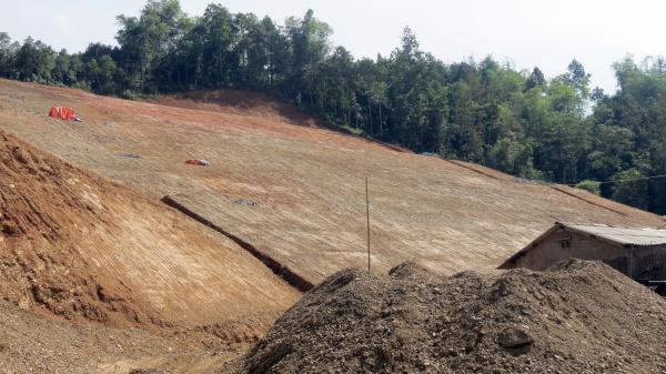 Bắc Kạn: Hoàn thành dự án khắc phục sạt lở đất khu dân cư Nà Cáy
