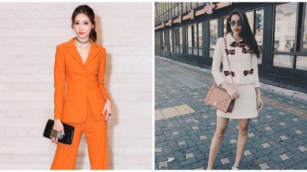 """""""CHOÁNG"""" với loạt đồ hàng hiệu của hoa hậu người Bạc Liêu và các hoa hậu khác ở Việt Nam"""