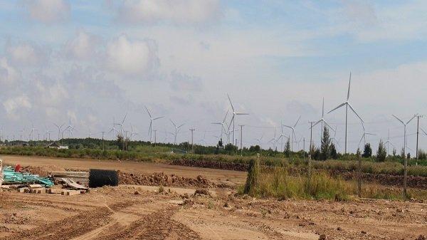Bạc Liêu kỳ vọng vào dự án năng lượng tái tạo