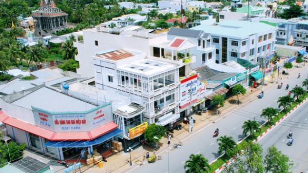Huyện Phước Long (Bạc Liêu) đạt chuẩn nông thôn mới