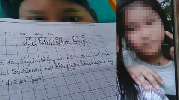 Đang xét xử vụ án 'bé lớp 5 tự tử sau khi tố bị hiếp dâm'