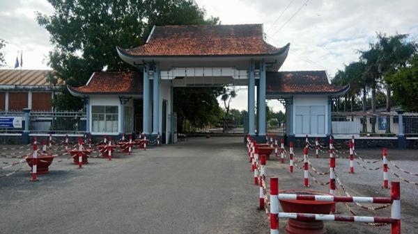 Cận cảnh Công viên bị Chủ tịch UBND tỉnh Bạc Liêu chỉ đạo kiểm tra