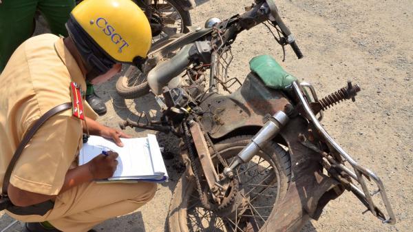 Bạc Liêu: Tạm giữ 55 chiếc mô tô, xe gắn máy gây ảnh hưởng trật tự an toàn giao thông