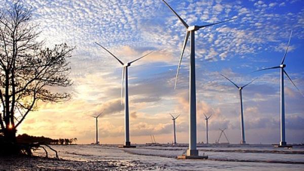Khởi công dự án nhà máy điện gió Bạc Liêu giai đoạn III