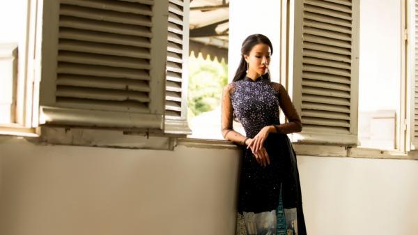 """Người đẹp vùng đất Bạc Liêu tung bộ ảnh """"Cô Bông Sài Gòn"""" khiến ai cũng ngẩn ngơ ngắm nhìn"""