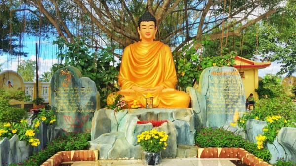Ngây ngất chùa Giác Hoa đẹp như tiên cảnh, điểm du xuân đầu năm tuyệt vời ở Bạc Liêu