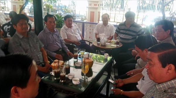 Bạc Liêu: Cà phê với Chủ tịch tỉnh, vừa được hỗ trợ thủ tục kinh doanh