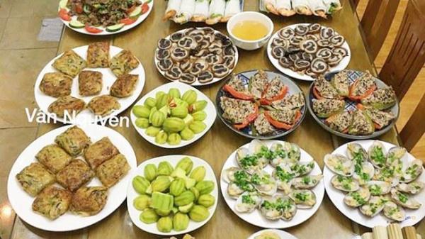 4 tiếng làm 2 mâm cơm đãi 20 khách, 8x khiến bố mẹ từ Bạc Liêu ra chơi NGỠ NGÀNG vì tưởng đặt cơm nhà hàng hạng sang