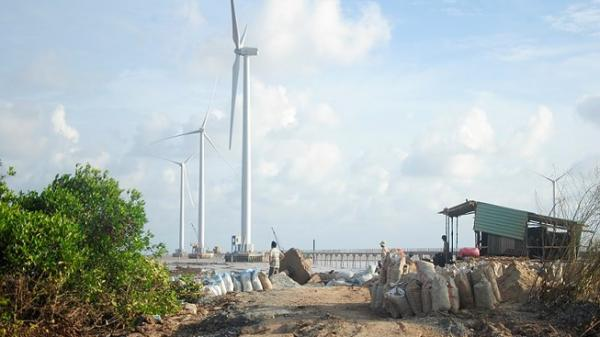 2 công ty xây dựng dự án điện gió Bạc Liêu kiện nhau