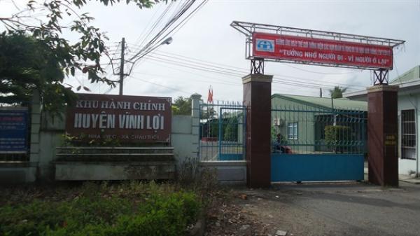 Bạc Liêu: Kỷ luật hàng loạt cán bộ nơi phó chánh văn phòng huyện ủy tự tử