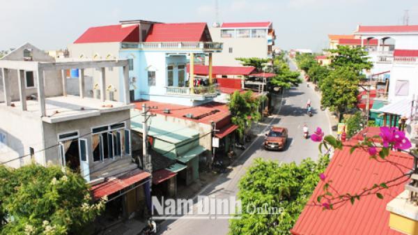 Về với Ý Yên (Nam Định): Choáng ngợp trước khung cảnh sầm uất, giàu có của vùng quê nghèo xa xưa