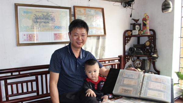 Choáng ngợp với gia tài tiền cổ suốt 24 năm của người đàn ông quê Nam Định