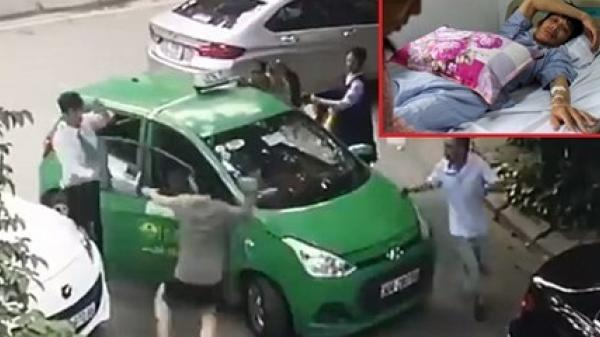 Thông tin mới nhất vụ lái xe taxi quê Nam Định bị đánh v.ỡ đ.ầu