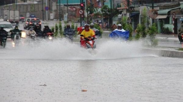 Dự báo thời tiết hôm nay 30/5: Nam Bộ mưa to, nguy cơ lốc xoáy
