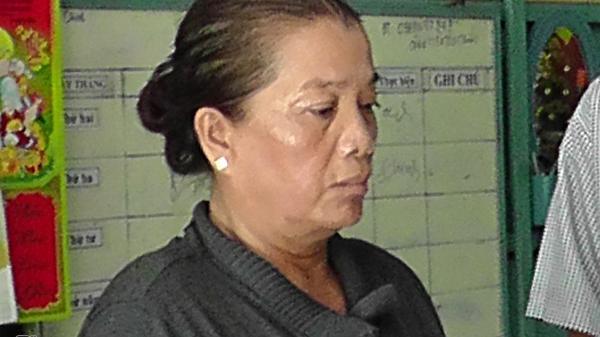 NÓNG: Bắt nữ chủ hụi chiếm đoạt tiền khủng ở Đồng Tháp