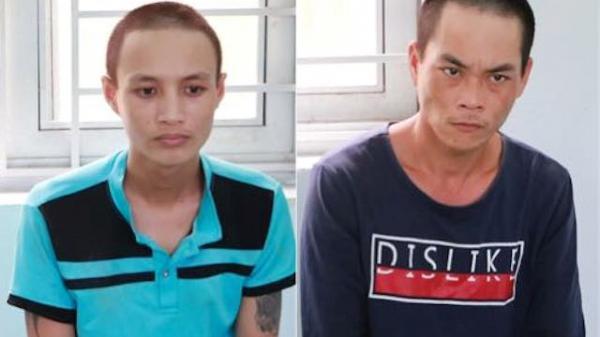 Vĩnh Long: Bắt 2 thanh niên nghiện cướp điện thoại nữ sinh