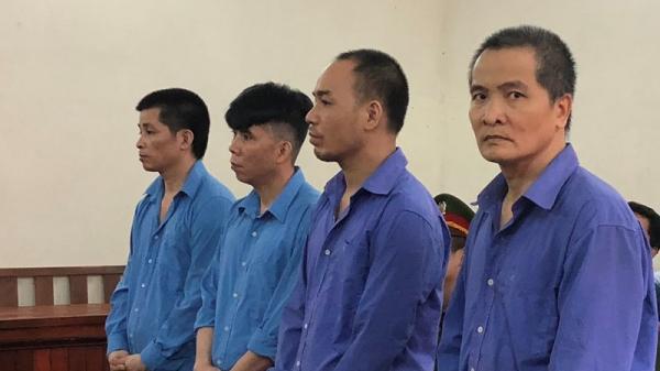 Án tử cho ông trùm đường dây ma tuý chuyên lấy hàng ở Quảng Ninh