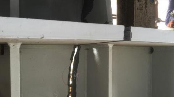 NÓNG: Đã xác định được nguyên nhân gây nứt cầu Vàm Cống