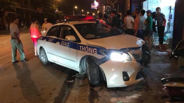 Quảng Ninh: Va chạm liên hoàn với xe công vụ, một quân nhân tử vong