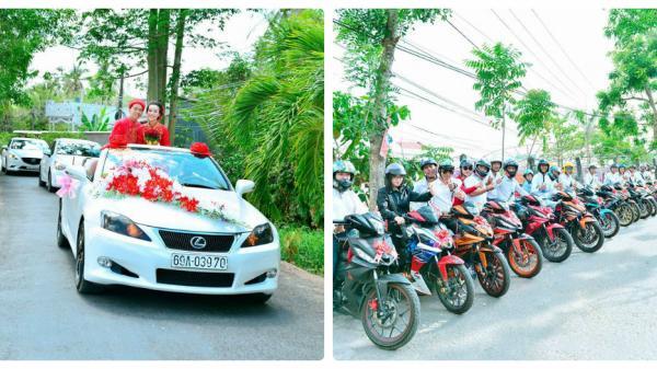 Đám cưới CỰC CHẤT với dàn WINNER THẮT NƠ ở Bạc Liêu gây xôn xao cộng đồng mạng