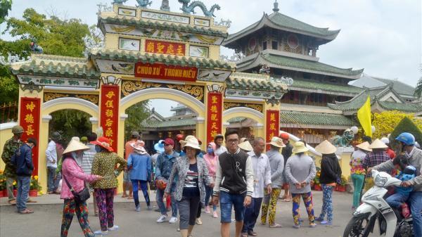 """Ngắm khu Du lịch Núi Sam - Châu Đốc (An Giang) trước giờ """"lên cấp"""" Quốc gia"""